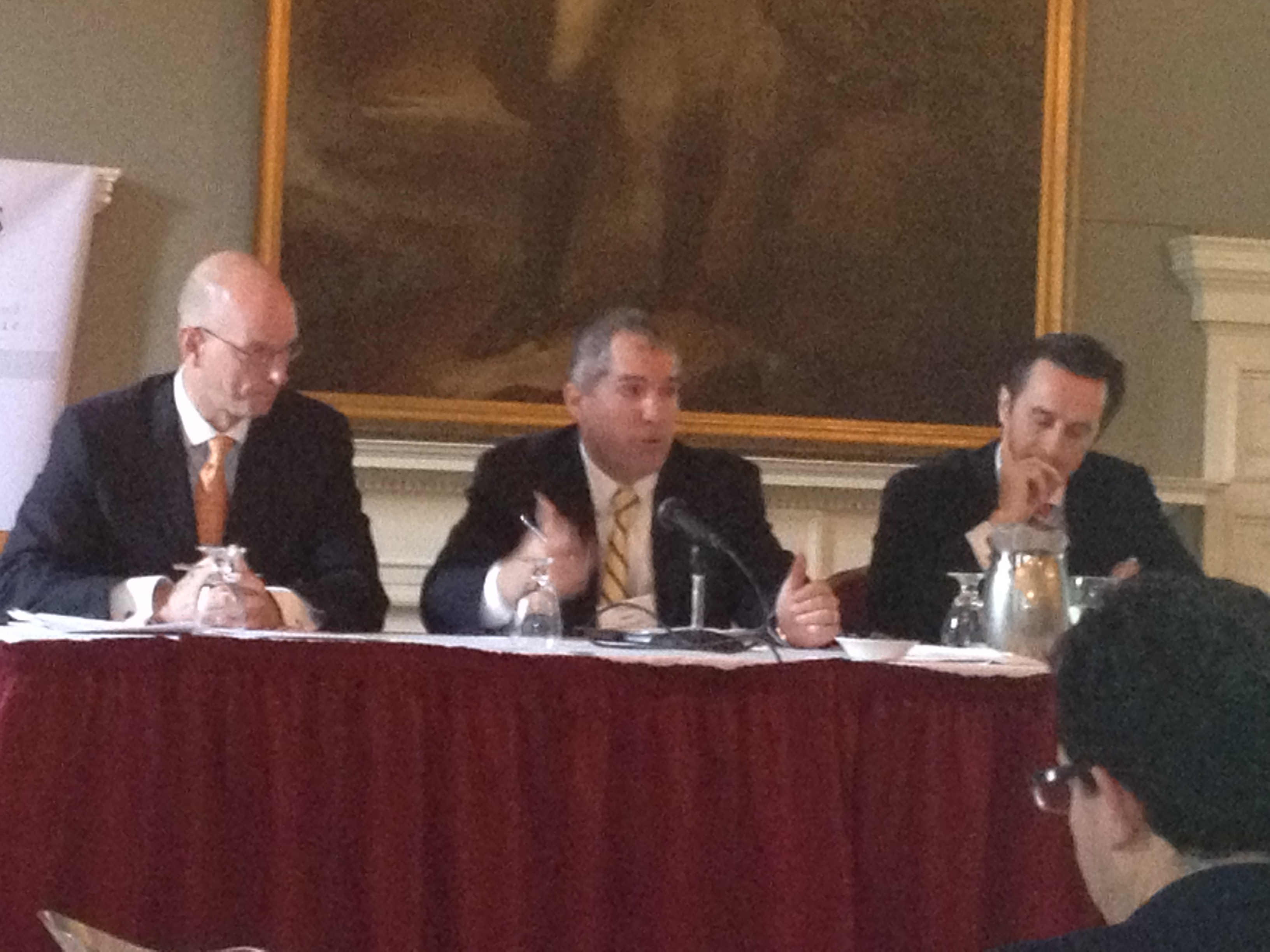 Alternative Investment Strategies Harvard Club Boston